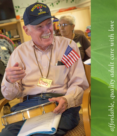 Friendship-center-Veteran-Volunteer