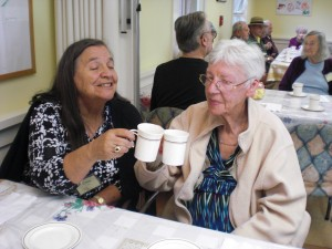 Tea for Two May 2014